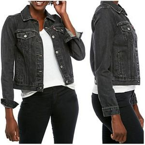 NWT LEVI'S | Original Trucker Denim Jean Jacket